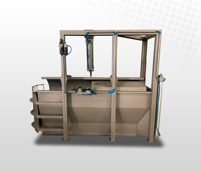 Box Pneumático para Atordoamento de Suínos